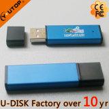 주문 로고 알루미늄 USB 섬광 드라이브 승진 선물 (YT-1113)