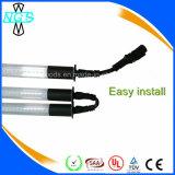 Lumière imperméable à l'eau du tube LED T8, lampe extérieure