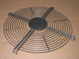 OEM PVC Revêtu / Chrome Placage Metal Wire Industrial Fan Guard
