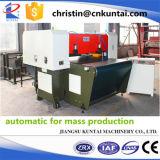 Pressa idraulica alimentante automatica di taglio del fascio