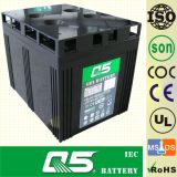 o AGM 2V2000AH, coagula a bateria regulada de Aicd da ligação da bateria da potência da bateria da potência solar do ciclo da bateria recarregável válvula recarregável profunda para a bateria Long-Life