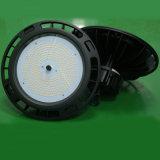 IP65 LED 창고 전등 설비 150W 새로운 UFO 디자인 LED SMD3030 높은 만