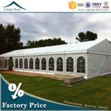 1000人のための現実的で安い屋外PVC結婚披露宴の玄関ひさしのテント