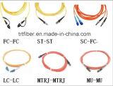 Het Koord van het Flard van de Vezel van de Kabel van de Daling van Sc/Upc G657A