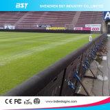 Bandera al aire libre a todo color de la exhibición de LED del perímetro de P12 SMD alrededor del estadio