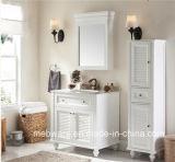Cabinet de salle de bains en bois plein de Bule