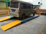 Ce Certified Hot Sale Car Scissor Lift per Wheel Aligner (SHL-Y-J-35CBL)