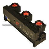 LED-Batterie-drahtloses Licht 3X15W RGBW 4 in-1