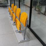 Asientos del estadio, asientos baratos del estadio con las partes posteriores para el fútbol