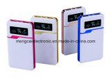 8000mA удваивают крен силы мобильного телефона Ce FCC экрана USB СИД аттестованный RoHS перезаряжаемые для iPhone
