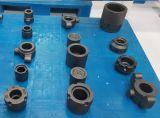 Peças fazendo à máquina, peças pequenas da carcaça do ferro, ferro Ductile & peças da carcaça do ferro cinzento, carcaça de areia