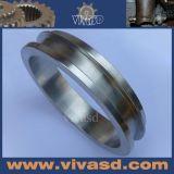 Recambios de torneado de la motocicleta de las piezas del CNC del aluminio