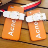 Brand quente Luxury Buckle calç Leather Caso para iPhone6