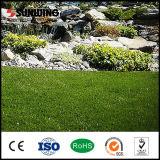 Декоративная зеленая искусственная синтетическая пусковая площадка удара дерновины с конкурентоспособной ценой