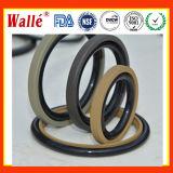 Ausgezeichneter chemischer Widerstand-Kolben Glyd Ring