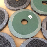 """4 """", 4.5 """", 5 """", 6 """", 7 de """" discos da fibra do carboneto silicone"""