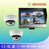 наблюдение Monitor System 10.1inch Quad с Dome Camera для Bus