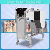 De middelgrote Vissen die van het Type Machine, Snijdende Machine F-GB-170 uitbenen van de Filet van Vissen