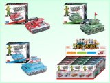 Puzzle Puzzles (H4551399) di Gift Pull Back Car Toy DIY 3D di promozione