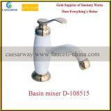 Faucet sanitário da bacia da torneira de água dos mercadorias