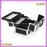 Легкие подносы портативная пишущая машинка 2 чернят кожаный случай хобота состава (SACMC002)