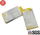 Упаковывая коробка для наушника Bluetooth, ясная коробка для электронного вспомогательного оборудования, коробка с штемпелевать мычки