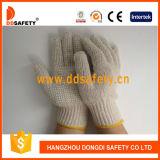Ddsafety 2017 strickte weißen Belüftung-Handschuh