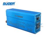交流電力インバーター(FPC-500A)へのSuoer 500W 12VインバーターDC