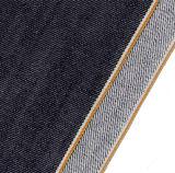 фабрика 10526b ткани джинсыов джинсовой ткани Selvedge OEM 11oz узкая