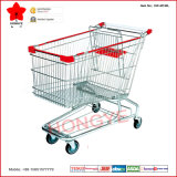 60L-180L hypermarché Shopping Trolley avec Foldable Baby Seat (OW-M180L)