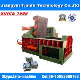 Y81油圧屑鉄のアルミニウム銅の梱包機機械