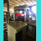 Changeable Mould를 가진 완전히 Automatic Qt4-20 Hollow Block Molding 또는 Making Machine