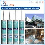 Sellante del silicón de la ventana de la certificación del SGS (Kastar730)
