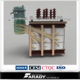 olio di potere 16kv un trasformatore di 3 fasi fatto in Cina