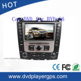 Reprodutor de DVD do carro de Media Player do carro com o TV/Bt/RDS/IR/Aux/GPS para Byd L3