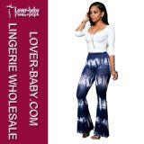 Обитые одежды женщины лета комбинезона (L55209)