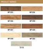 Rústica del suelo de azulejo de cerámica en estilo de la vendimia (M1224)