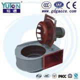 Ventilador del centrífugo de la eliminación del polvo de Yuton