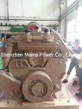 motor Diesel marinho de 1800HP Cummins para o barco da draga