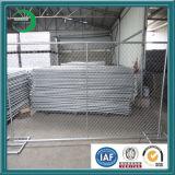 Rete fissa provvisoria galvanizzata tuffata calda di collegamento Chain della costruzione