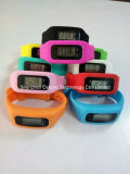 Relógio de pulso barato novo do contador da caloria do podómetro do silicone 2016