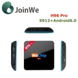 PRO Octa casella della Impostare-Parte superiore del Android 6.0 di Amlogic S912 di memoria di H96