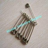 도매 49mm 니켈에 의하여 도금되는 강철 세탁물 안전망 핀 (P160715B)