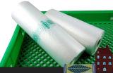 Sacchetti piani dell'HDPE di plastica senza stampa