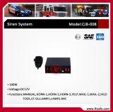 Série eletrônica da sirene do alarme do veículo (US-CJB01)