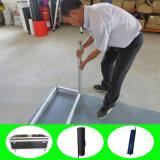 알루미늄 구조 마술 테이프에 의하여 붙어 있던 휴대용 및 쉬운 표준 전람 대를 설치한다