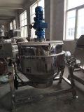 Inclinar-Tipo sanitario caldera vestida de la calefacción de gas del acero inoxidable