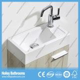 Шкаф ванной комнаты MDF европейского типа популярный самомоднейший (B129N)
