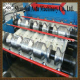 機械を形作る床板ロール