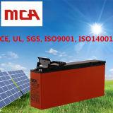 5 سنة الضمان بطاريات الطاقة الشمسية بطارية تخزين الطاقة الشمسية 12V